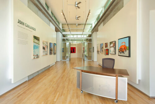 WESTMONT COLLEGE MUSEUM OF ART AND ADAMS CENTER FOR THE VISUAL ARTS