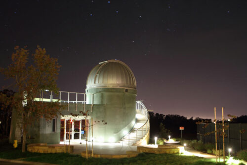 WESTMONT COLLEGE OBSERVATORY